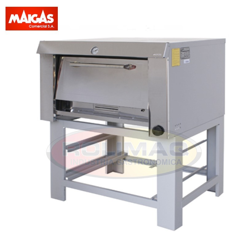 Horno industrial 65 x 65 cms rolimaq for Horno industrial